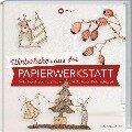 Winterliches aus der Papierwerkstatt - Isabelle Guiot-Hullot