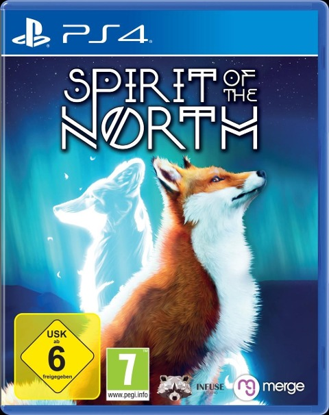Spirit of the North (PlayStation PS4) -