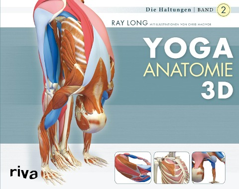 Yoga-Anatomie 3D - Ray Long
