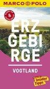 MARCO POLO Reiseführer Erzgebirge, Vogtland - Bernd Wurlitzer, Kerstin Sucher