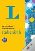 Langenscheidt Grundwortschatz Italienisch -