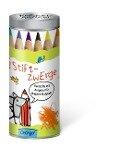 Krickel-Krakel Stiftzwerge mit Anspitzer -