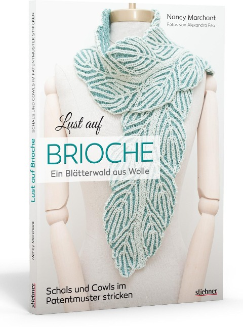 Lust auf Brioche - Nancy Marchant