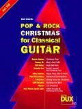 Pop & Rock Christmas for Classical Guitar - Beat Scherler