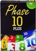 Phase 10 Plus Kartenspiel -