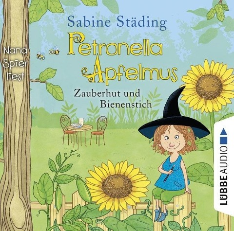 Petronella Apfelmus - Zauberhut und Bienenstich - Sabine Städing