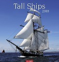 Tall Ships - Kalender 2018 -