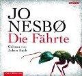 Ein Harry-Hole-Krimi, Folge 4 - Die Fährte - Jo Nesbø