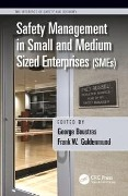 Safety Management in Small and Medium Sized Enterprises (SMEs) -