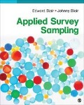 Applied Survey Sampling - Edward Blair, Johnny Blair