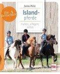 Islandpferde - Jutta Plötz
