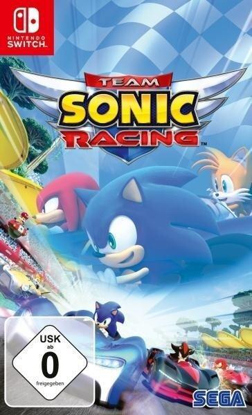 Team Sonic Racing (Nintendo Switch) -
