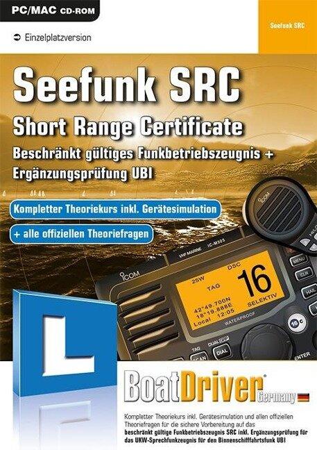 BoatDriver Germany - Funkzeugnis Seefunk SRC - Niels Frederiksen