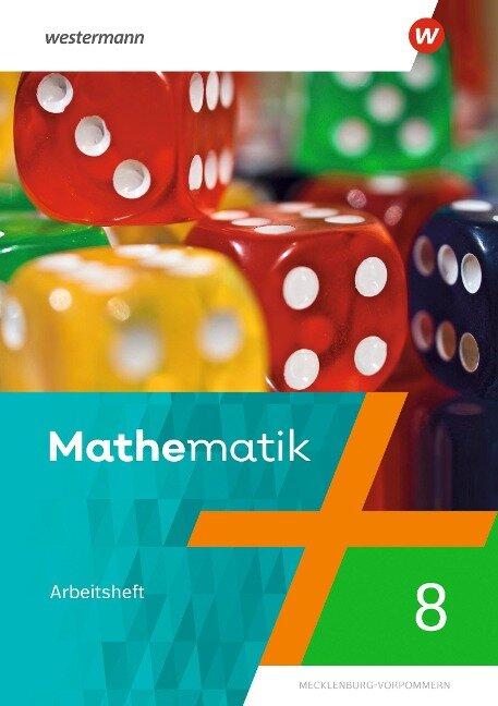 Mathematik 8. Arbeitsheft mit Lösungen. Regionale Schulen in Mecklenburg-Vorpommern -