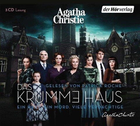 Das krumme Haus - Agatha Christie
