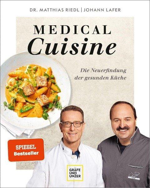 Medical Cuisine - Johann Lafer, Matthias Riedl