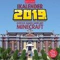 Let's Play: Dein Kalender 2019 (Broschürenkalender) - Daniel Braun