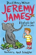 Elephants Don't Sit on Cars - David Henry Wilson