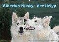 Siberian Husky - der Urtyp (Wandkalender 2017 DIN A2 quer) - Michael Ebardt