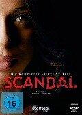 Scandal - Shonda Rhimes, Heather Mitchell, Raamla Mohamed, Matt Byrne, Mark Fish