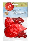 Luftballons Erdbeerinchen -