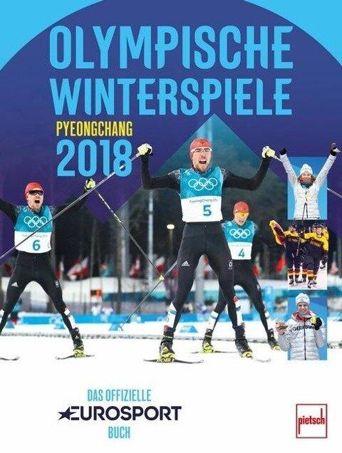 Olympische Winterspiele Pyeongchang 2018 - Dino Reisner, Siegmund Dunker