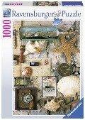 Maritime Souvenirs. Puzzle 1000 Teile -