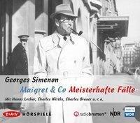 Maigret & Co - Meisterhafte Fälle - Georges Simenon
