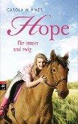 Hope - Für immer und ewig - Carola Wimmer