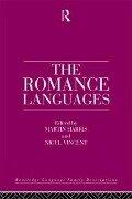 Romance Languages -