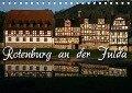 Rotenburg an der Fulda (Tischkalender 2018 DIN A5 quer) Dieser erfolgreiche Kalender wurde dieses Jahr mit gleichen Bildern und aktualisiertem Kalendarium wiederveröffentlicht. - Martina Berg