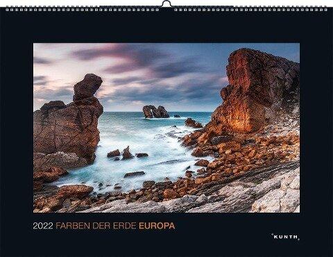 Farben der Erde: Europa 2022 -