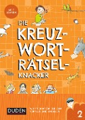 Die Kreuzworträtselknacker - ab 7 Jahren (Band 2) - Janine Eck, Kristina Offermann