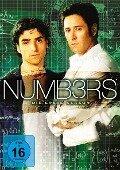 Numb3rs - Season 1 (4 Discs, Multibox) -