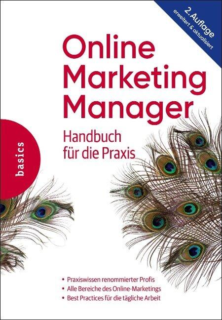 Online Marketing Manager - Felix Beilharz, Guido Pelzer, Niklas Plutte, Anke Probst, Stephan Romer