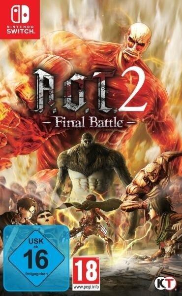 A.O.T. 2: Final Battle (Nintendo Switch) -