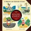 Hörspielschätze 3. CD. Märchen der Gebrüder Grimm - Jacob Grimm, Wilhelm Grimm