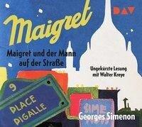Maigret und der Mann auf der Straße - Georges Simenon