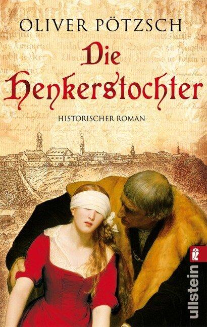 Die Henkerstochter - Oliver Pötzsch