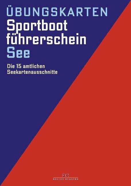 Übungskarten Sportbootführerschein See -