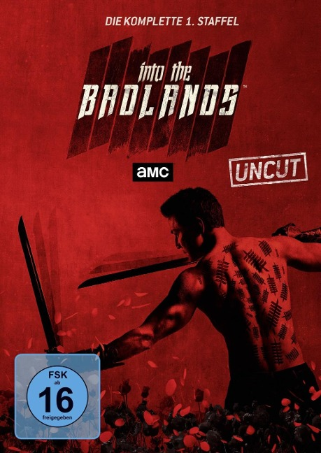 Into the Badlands - Die komplette erste Staffel -