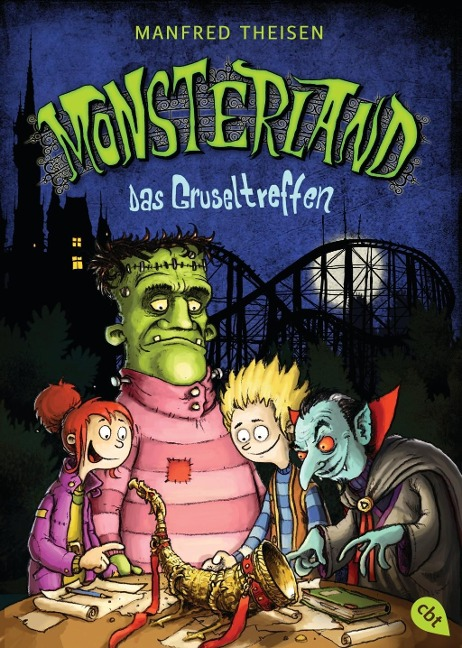 Monsterland - Das Gruseltreffen - Manfred Theisen