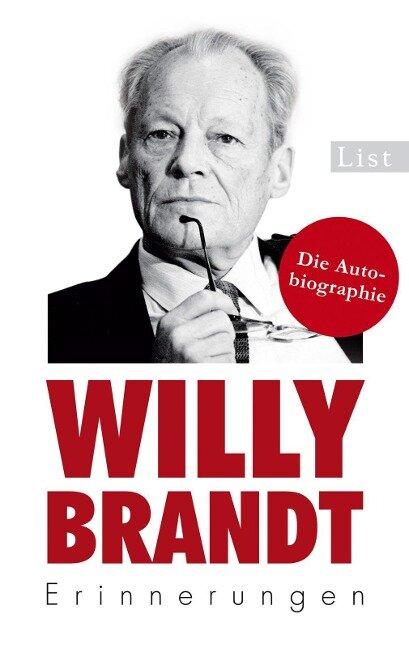 Erinnerungen - Willy Brandt