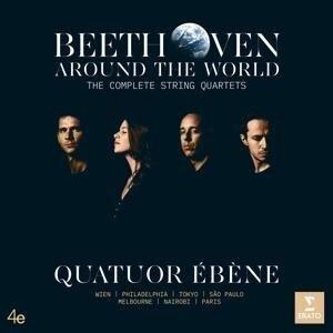 Beethoven Around the World-Compl.String Quartets - Quatuor bsne