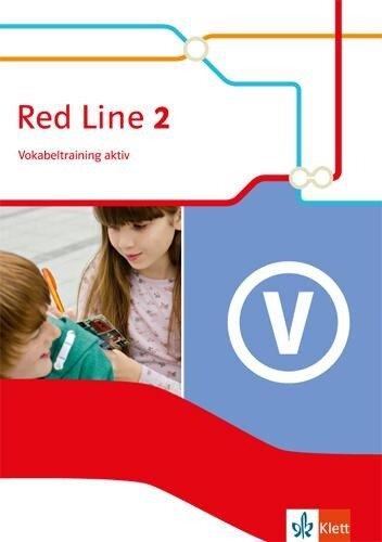 Red Line 2. Vokabeltraining aktiv. Ausgabe 2014 -