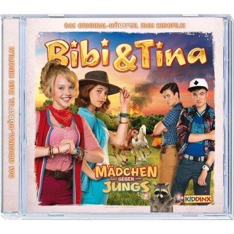 Bibi und Tina. Das Hörspiel zum 3. Kinofilm. Mädchen gegen Jungs -