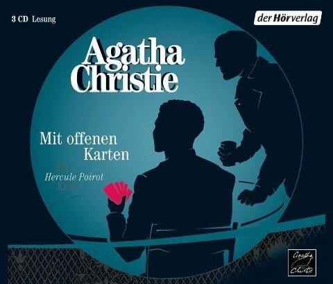 Mit offenen Karten - Agatha Christie