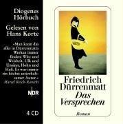 Das Versprechen. 4 CDs - Friedrich Dürrenmatt
