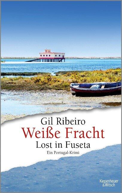 Weiße Fracht - Gil Ribeiro