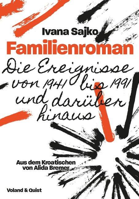 Familienroman - Ivana Sajko